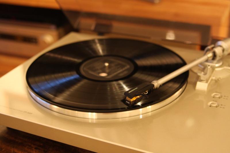 中古レコードを簡単で手軽にきれいにする方法