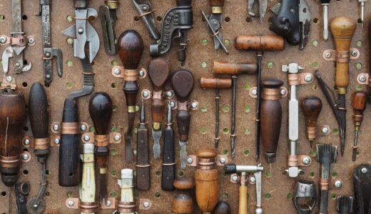 DIYに必要な道具15選【必要な順】