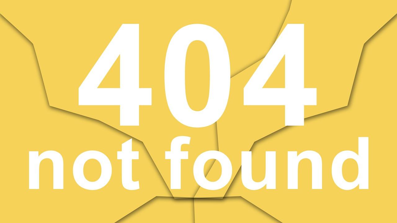 カバレッジの問題、ソフト404エラーが検出されたときの対処法
