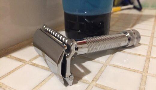 【メルクール334Cレビュー】ヒゲ剃り&スキンヘッドがもっと楽しくなる