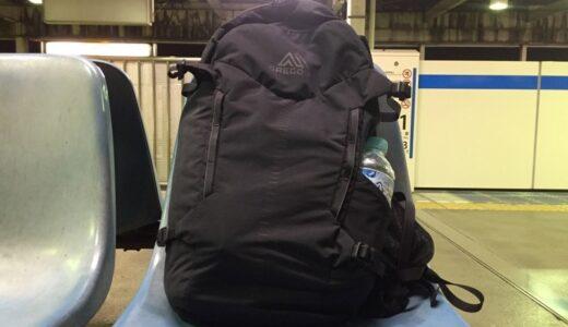 グレゴリー レイブン18レビュー【GREGORY RAVEN18】通勤OKのランニング用バックパック