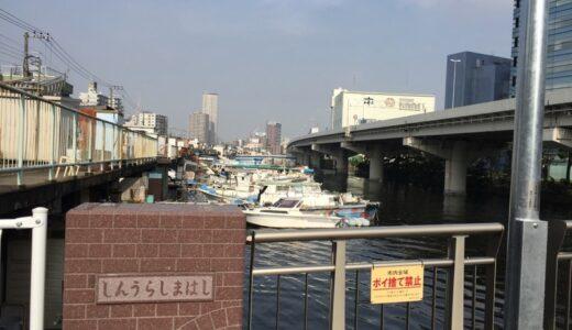 東海道を歩く〜その3〜川崎宿から神奈川宿